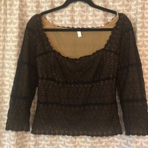 Cosabella lace top